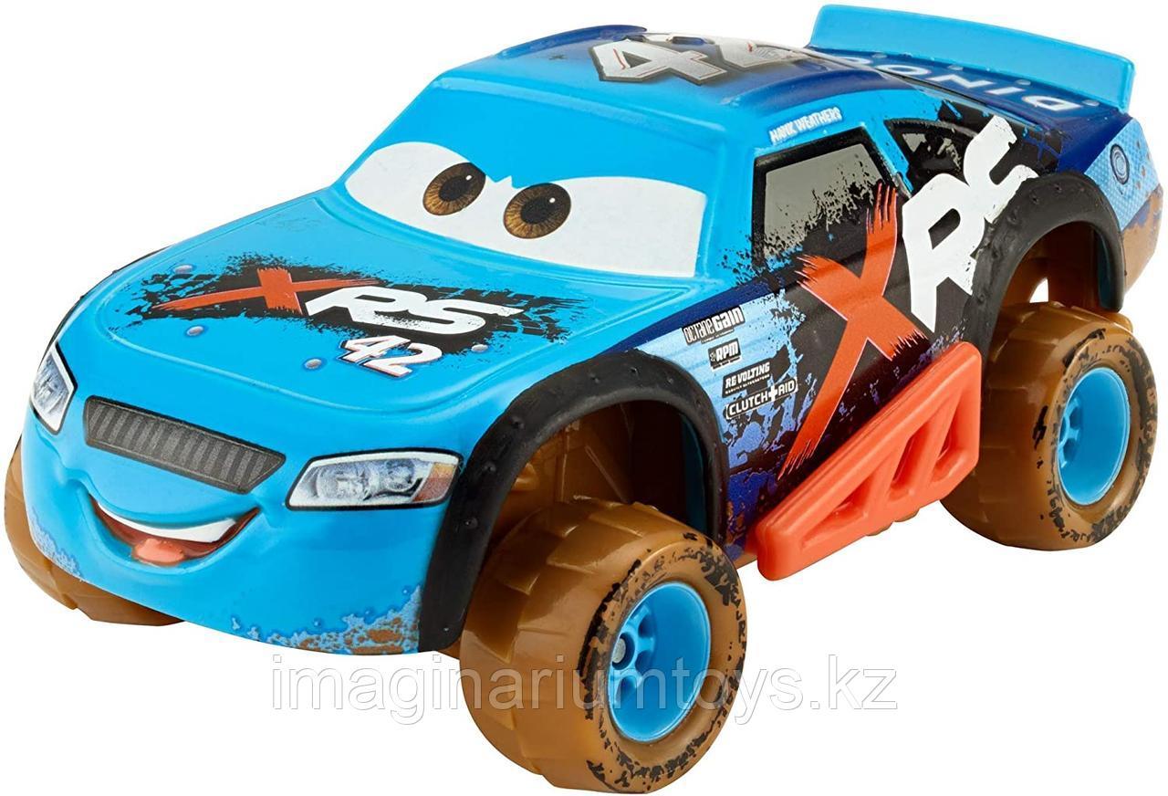 Машинка «Тачки» Грязные гонки Mud Racer Cal Weathers Disney