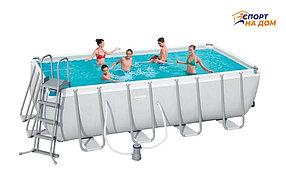 Каркасный бассейн Bestwey 56670 (488*244*122 см, на 11532 л)
