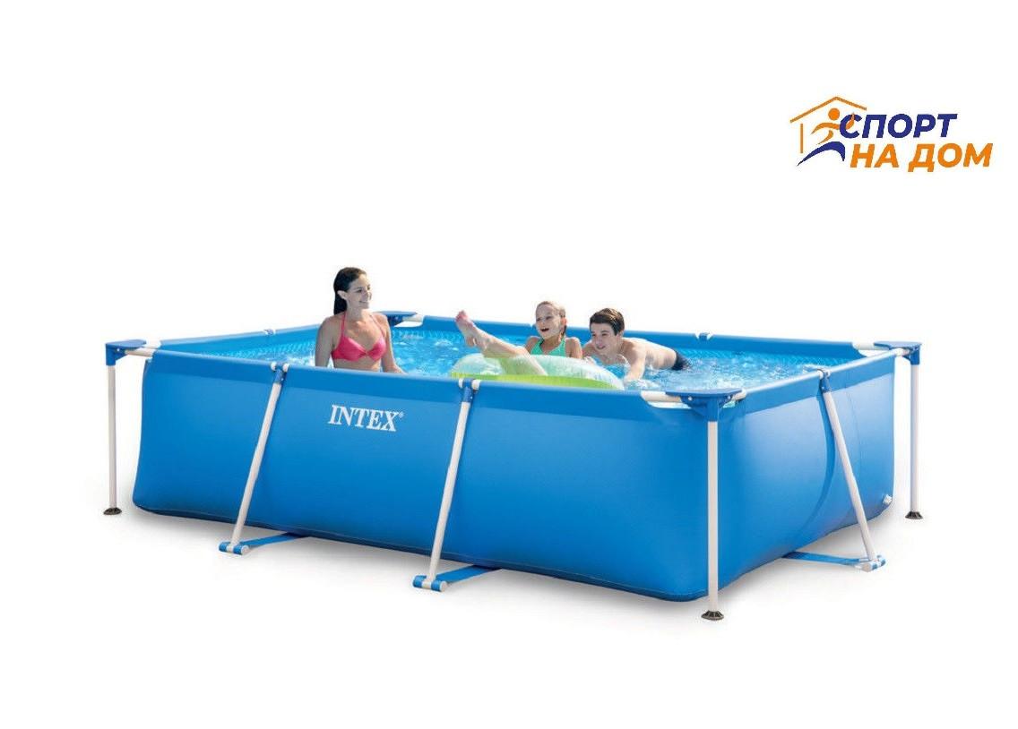 Каркасный бассейн Intex 28272 (габариты: 300*200*75 см, на 3834 л)