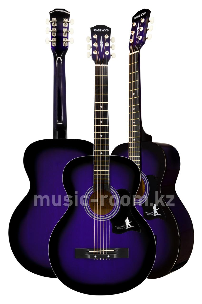 Гитара акустическая Ronnie wood AG38 VS