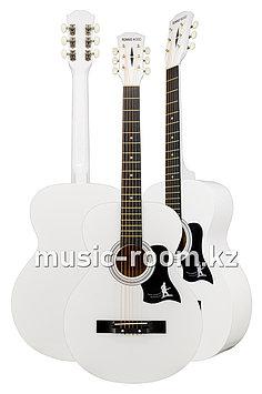 Гитара акустическая Ronnie wood AG38 WH