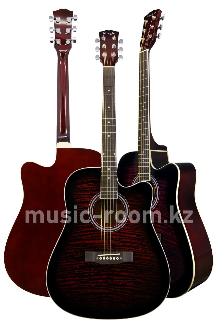 Акустическая гитара Adagio MDF4178C FWRS