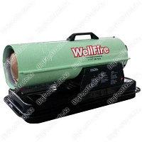 Пушка тепловая дизельная 16.5кВт, 390м³/ч WellFire WF17