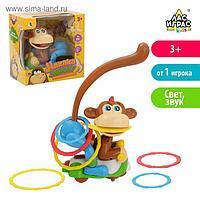 Настольная игра для малышей «Макака забияка»