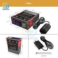Регулятор температуры и влажности SHT2000 с датчиком 85 ~ 230V