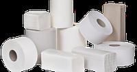 Салфетки и туалетная бумага