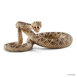 Schleich Фигурка Гремучая змея, 5 см.