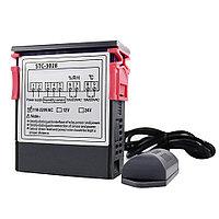 Регулятор температуры и влажности STC-3028 с датчиком 110 ~ 232V