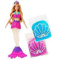 Кукла Barbie Русалочка со слаймом GKT75