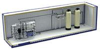 Блочно-модульные станции очистки воды AWT Серия S (Special)