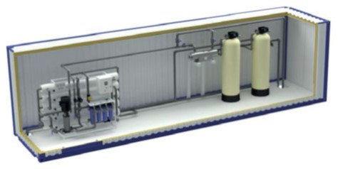 Блочно-модульные станции очистки воды AWT Серия S (Special), фото 2