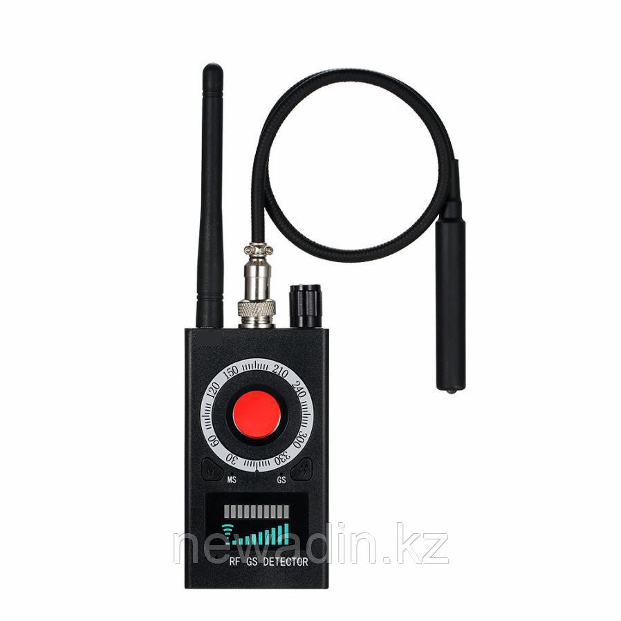 Детектор жучков, GPS трекеров и скрытых видеокамер