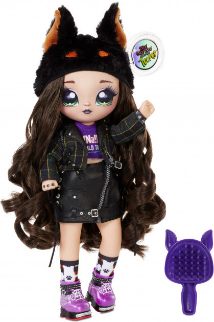 Na! Na! Na! Teens На! На! На! Тинз Мягкая Кукла Ребел Деар, 28 см.