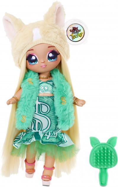 Na! Na! Na! Teens На! На! На! Тинз Мягкая Кукла Кармен Линда, 28 см.