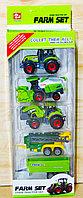 SQ82010 Сельскохоз техника 5 в 1 Farm Set 34*11