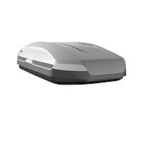 Бокс LUX TAVR 197 серый металлик 520 л. 197х89х40 см