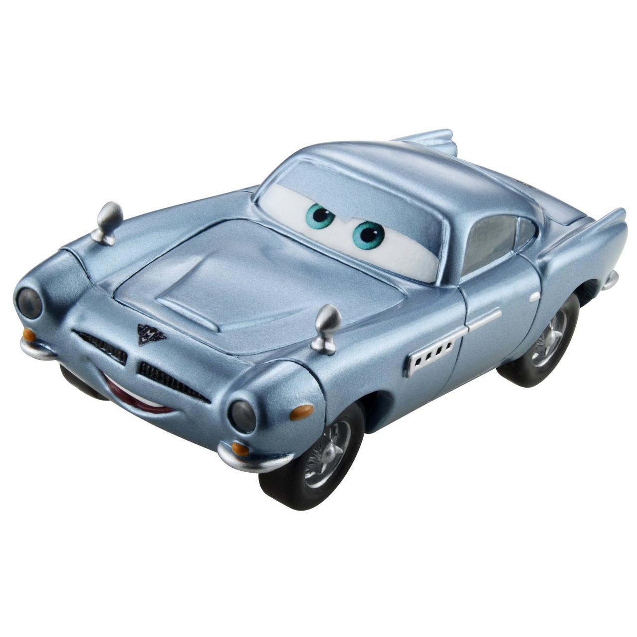 Cars / Тачки Металлическая модель Финн МакМисл