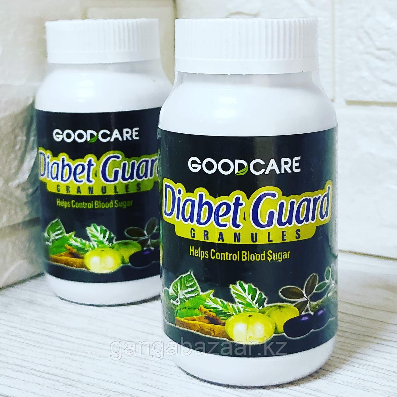Диабет Гард Diabet Guard GOODCARE - контроль сахара в крови, при диабете, 100 гр