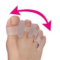 Гелиевые вставки для пальцев ног - детские (Халюс- Вальгус)