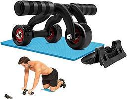 Ролик гимнастический с ковриком