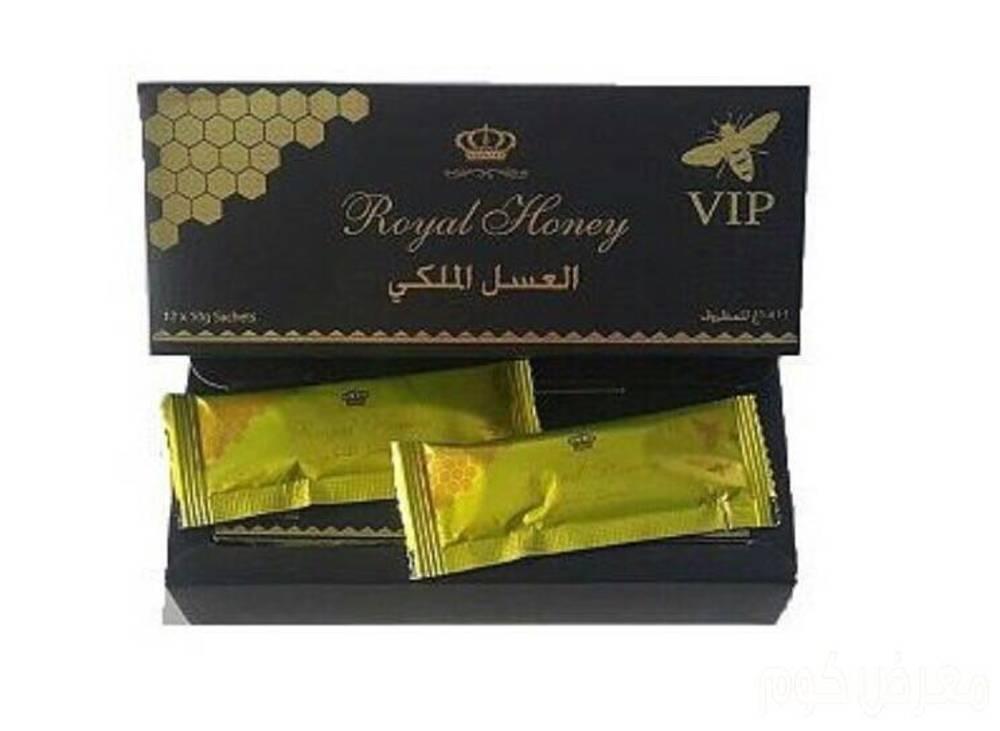 """Королевский мёд """"Royal Honey VIP"""", (1 пакетик - 10 грамм), Малайзия"""