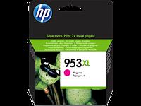 Картридж струйный HP F6U17AE, 953XL, увеличенной емкости, пурпурный