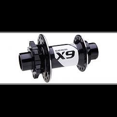 Sram  втулка  передняя диск MTB  X9 6-Bolt - 32H 20x110mm