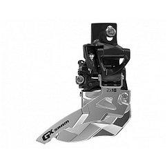 Sram  передний переключатель  GX 2x10 Mid Direct Mount 38/36t Bottom Pull