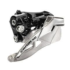 Sram  передний переключатель  X-0 3x10 Low Clamp 31.8/34.9Bottom Pull