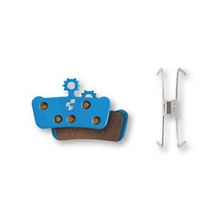 Cube  тормозные колодки Avid Elixir Trail X0/X9/X7,sram Guide R organisch