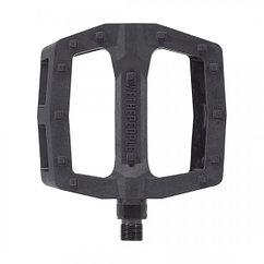 """Педали на BMX Wethepeople Logic - nylon/fibreglas 9/16"""", black"""