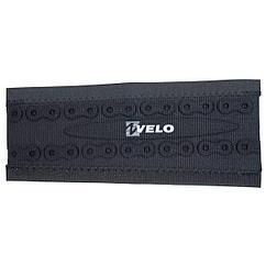Защита рамы от цепи, Velo 245 x 95 x 110 mm black