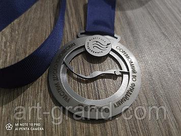 Медали плавание