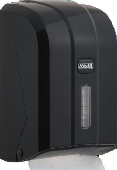 Диспенсер для туалетной бумаги  C- Z сложением, Vialli KH-200