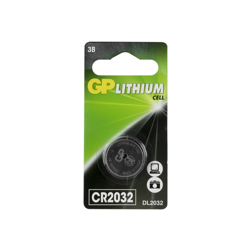 Батарейка GP Lithium CR2032-7C1 3V
