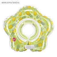 Круг для купания Happy Baby Aquafun, ананас