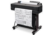 """HP 5HB09A плоттер струйный 24"""" DesignJet T630, 610 мм, A1"""