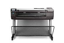 HP F9A30D Плоттер DesignJet T830 36in MFP Printer (A0/914 mm)
