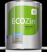 Цинконаполненная термостойкая эмаль ECOZin (ЭКОЦИН)
