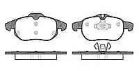 Тормозные колодки REMSA 888.00-AF