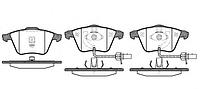 Тормозные колодки REMSA 964.02-AF