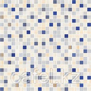 Кафель | Плитка настенная 28х40 Гламур | Glamour 7П светлый