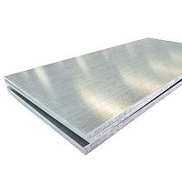 Плита алюминиевая 50x1200x3000 мм АМГ3
