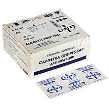 Спиртовая салфетка 65х30 №200