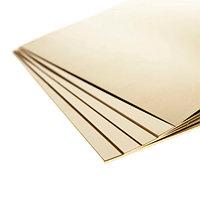 Лист латунный 0,5 - 100 мм