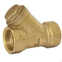 Фильтр латунный (вода) 15 мм