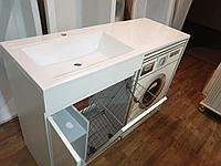 Тумба на стиральную машинку