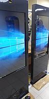 Информационная стойка 43 для торгового центра