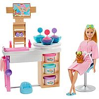 Набор игровой Барби Оздоровительный Спа-центр GJR84