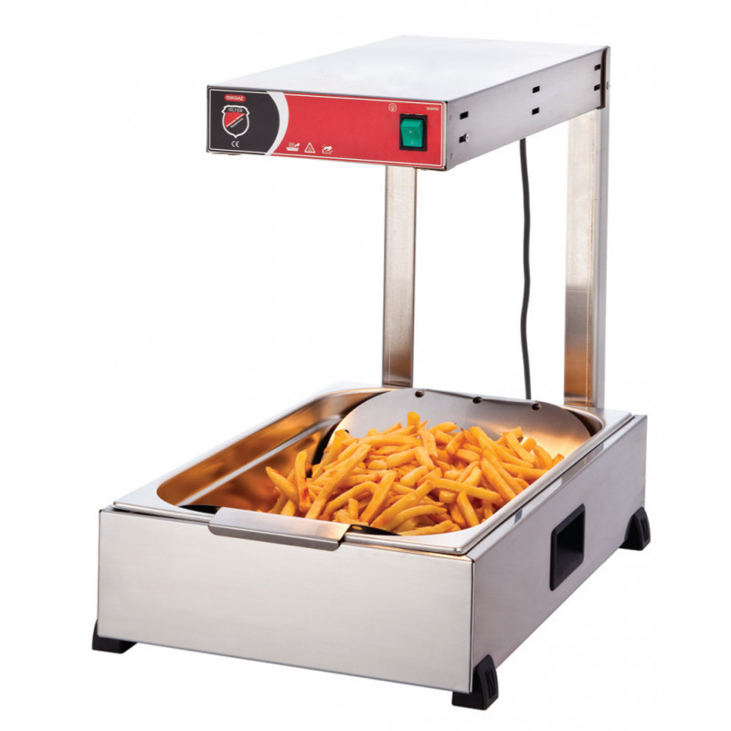 Мармит для картофеля-фри